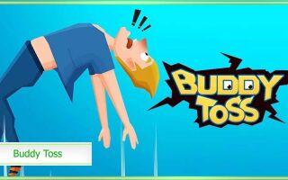 Buddy Toss на телефон бесплатно на Андроид