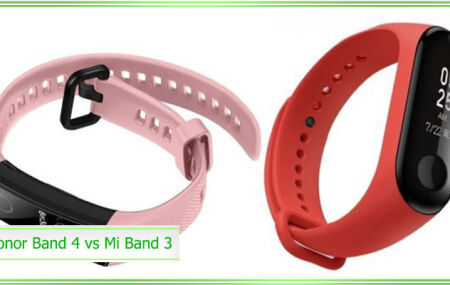 Honor Band 4 vs Mi Band 3: что лучше, основное сравнение фитнес браслетов