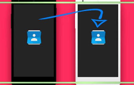 Как передать контакты с Андроида на Андроид: 6 простых способов