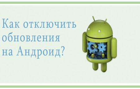 Как отключить автообновление приложений на android: на всех устройствах
