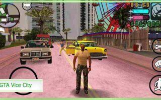 GTA Vice City на Андроид бесплатно на русском языке