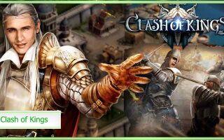 Clash of Kings на телефон Андроид, последняя версия