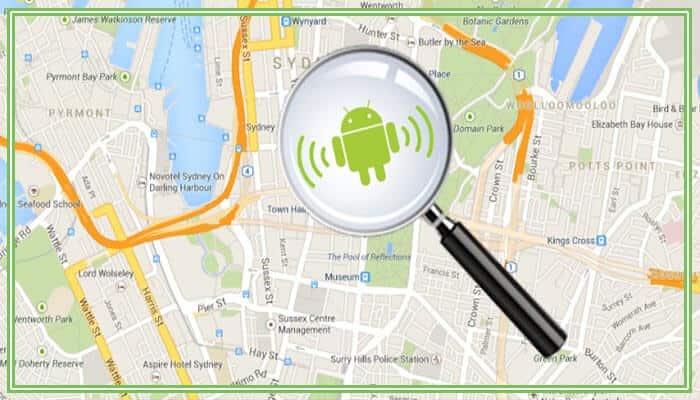 как найти телефон если потерял андроид