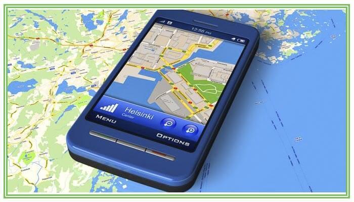 как найти телефон по геолокации андроид