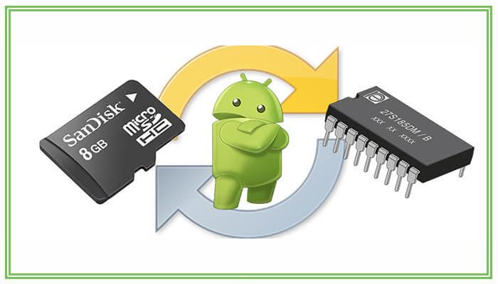 как увеличить внутреннюю память телефона андроид