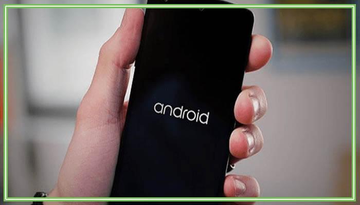 не загружается смартфон андроид дальше логотипа