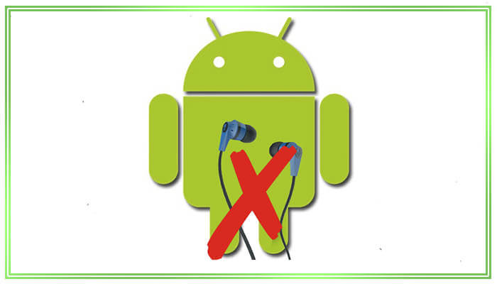 почему андроид не видит наушники
