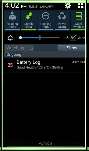 приложение второй экран для андроид