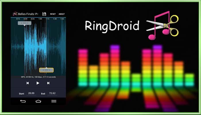 программа для обрезки музыки для андроид