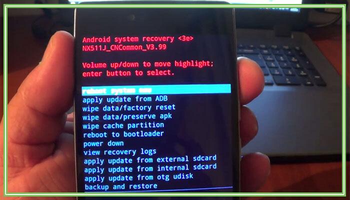 программа для сброса настроек на андроид через компьютер