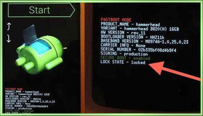 fastboot mode что это такое на андроид meizu