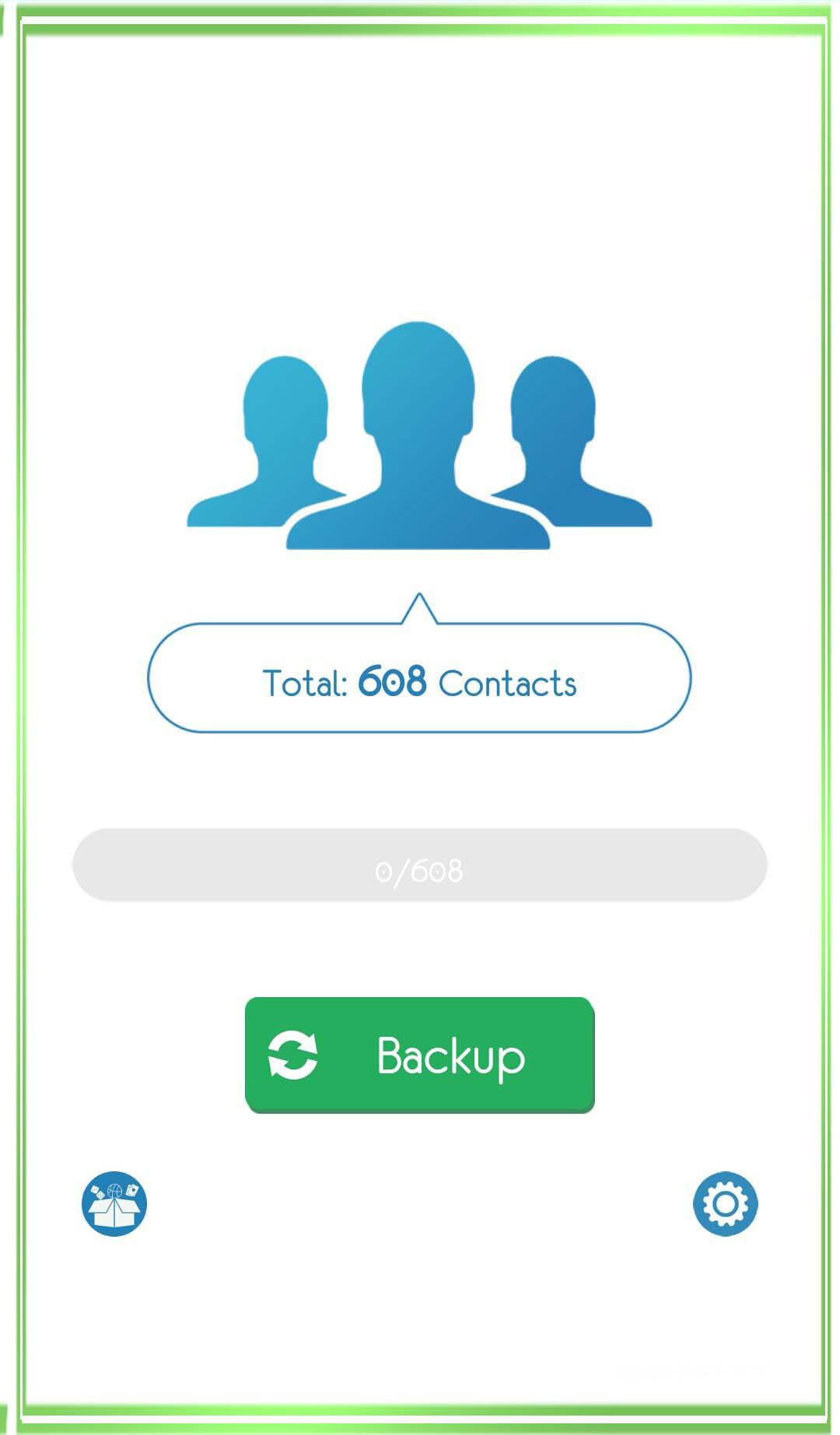 как с айфона импортировать контакты на андроид