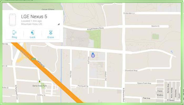 google android device manager com