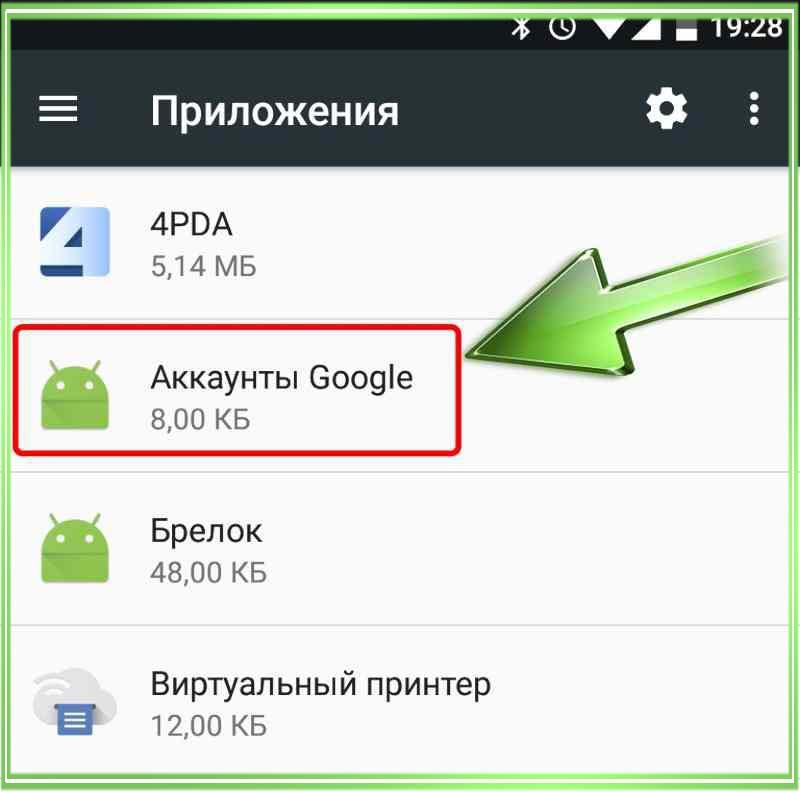 как удалить аккаунт в гугл на телефоне