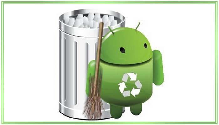 как почистить андроид от ненужных программ и файлов