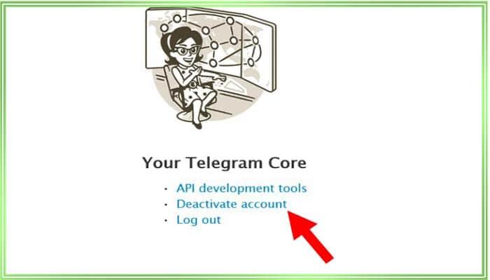 как удалить телеграм аккаунт на телефоне андроид