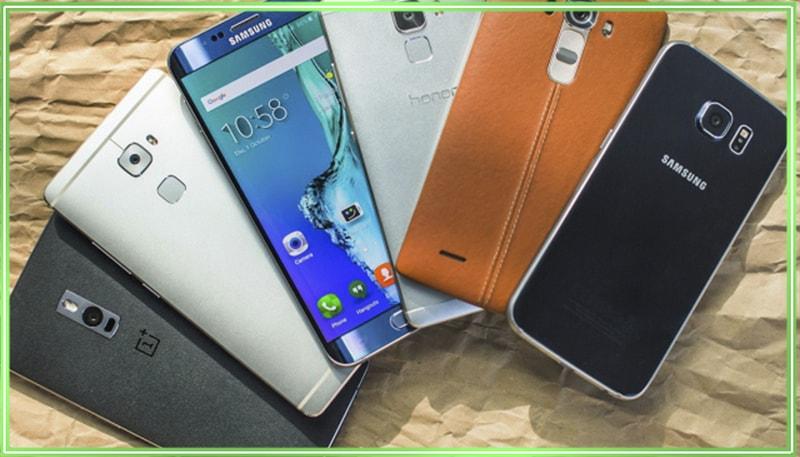 лучшие смартфоны шаг три