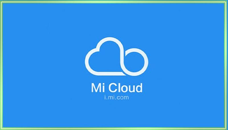 mi cloud xiaomi