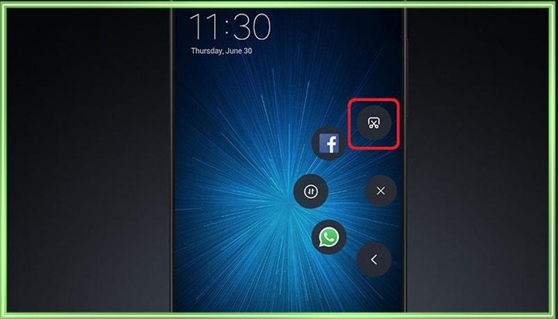 как сделать скриншот на андроиде xiaomi